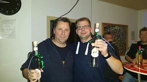 2. Platz 2017 Norbert und Sven