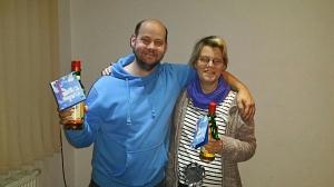 3. Platz 2017 Kreischi und Vroni