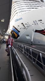 Esel hat uns schon einmal ein Boot für die zukünftigen Fahrten zu den Auswärtsspielen ausgesucht.