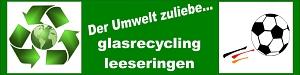 Glasreceycling Leeseringen