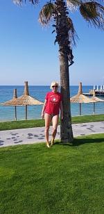Ein Traum, Suse, der Strand und der RWE in der Türkei!