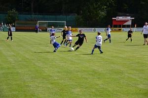 Turnier D-Junioren 29.08.2015