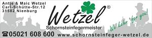 Wetzel Schornsteinfegermeister